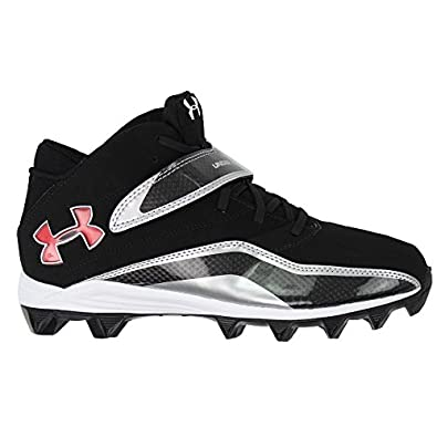 Buy Under Armour Boys Crusher III Youth Football Cleats 12K Kids Color Match 12Y by Under Armour