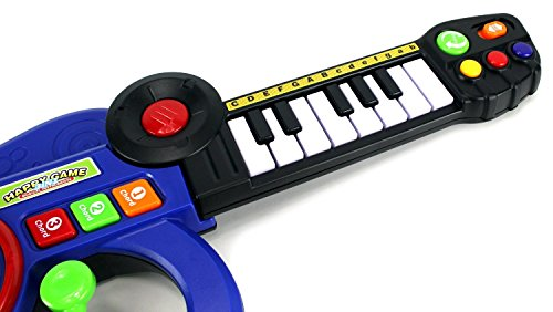 Band Game Toy : Vt happy band in guitar keyboard dj toy musical