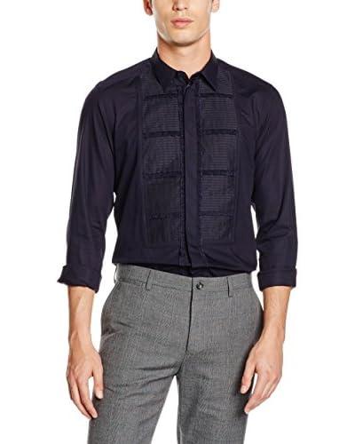 Dolce & Gabbana Camisa Hombre Morado Oscuro
