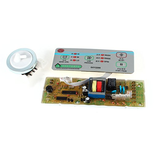Washing Machine Universal Board w Water Liquid Level Sensor SXY2200