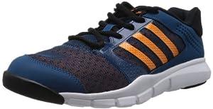 adidas Performance Cc A.T. 120/D66143 D66143, Herren Sportschuhe - Running, Blau (TRIBE BLUE S14/SOLAR ZEST/BLACK 1), EU 44 2/3