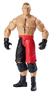 WWE Brock Lesnar RAW Supershow Figure - Series #25