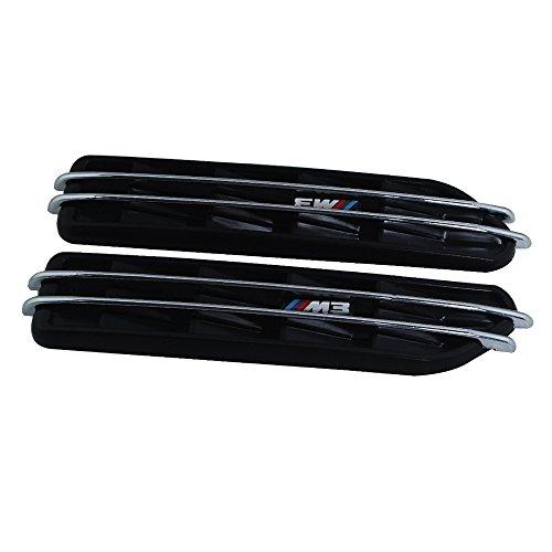 THG Autoteile Nieren Kühlergrill stoßstange Matt Set für BMW BMW M3 E36 E46 E90 E91 E92 E93
