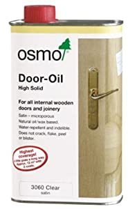 Osmo Door Oil High Solid 1L (3060) - Satin