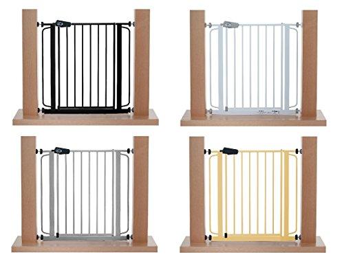 tom treppenschutzgitter ohne bohren zum klemmen wei test. Black Bedroom Furniture Sets. Home Design Ideas
