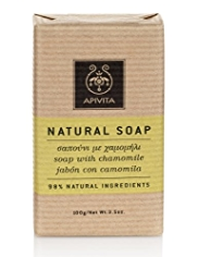 APIVITA Chamomile Natural Soap 100g