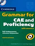 Cambridge Grammar for CAE and Proficiency with Answers and Audio CDs (2) (Cambridge Grammar for First Certificate, Ielts, Pet)