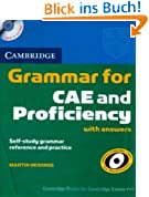 Cambridge Grammar for CAE and Proficiency with answers + CD (Cambridge Books for Cambridge Exams)