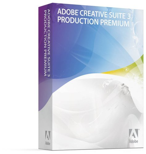 Adobe Creative Suite 3 Production Premium - Macintosh