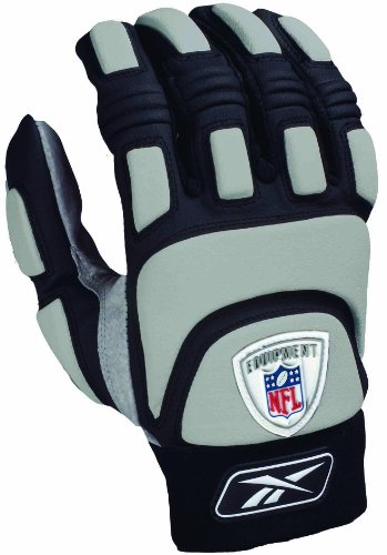 grip football double adult equipment nfl Reebok