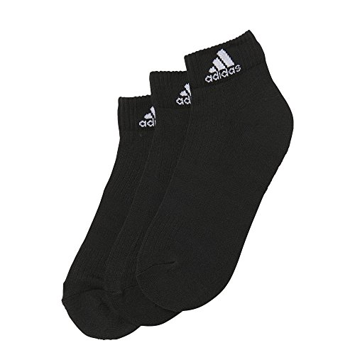 adidas 3S - Calze Performance Ankle C, 3 paia