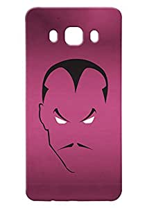 STYLE SPOT Samsung Galaxy J7 (2016) DESIGNER PRINTED BACK COVER(FACE PRINTED)