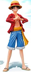 One Piece Super Styling Ambitious Might Figur: Monkey D. Ruffy / Luffy 14 cm