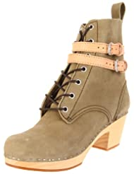 swedish hasbeens Women's Combat Boot