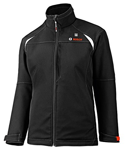 Bosch PSJ120M-102W Women's 12-volt Max Lithium-Ion Soft Shell Heated Jacket Kit with 2.0Ah Battery, Charger and Holster (Bosch Impact Drill 12v compare prices)