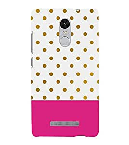 FUSON Cute pattern Back Case Cover for Xiaomi Redmi Note 3