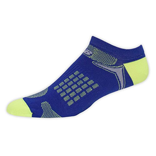 New Balance NBX Hydrotec No Show Single Pair Folder Socks, L