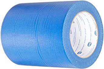"TapeCase Blue Masking Tape - 6"" X 60YD (1 Roll)"