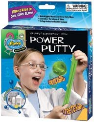 Bulk Buy: Poof-Slinky Power Putty Fun Lab Kit (2-Pack) - 1