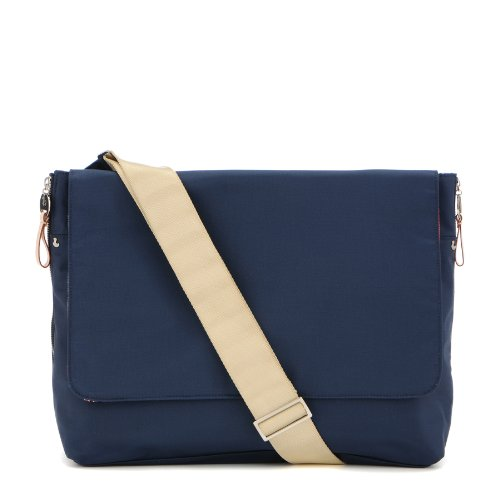 Danzo Diaper Messenger Bag, Classic Blue