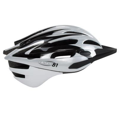 Best Eleven81 Open Road Elite Road Bike Helmet (Silver - M/L) With Low Price.