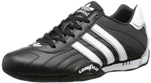 adidas Originals ADI RACER LOW G16082, Herren Sneaker, Schwarz (BLACK1/WHT/M), EU 44 (UK 9.5)