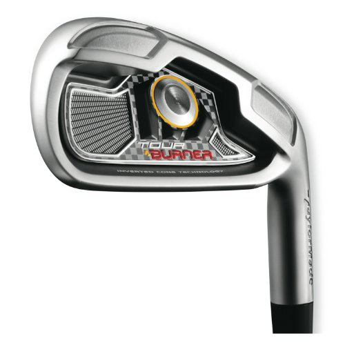 TaylorMade TP Iron Set (#3 thru PW) : right, True Temper Dynamic Gold Steel (Stiff)