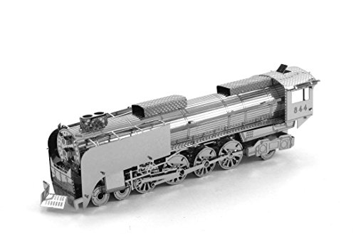 Fascinations Metal Earth Steam Locomotive 3D Metal Model Kit