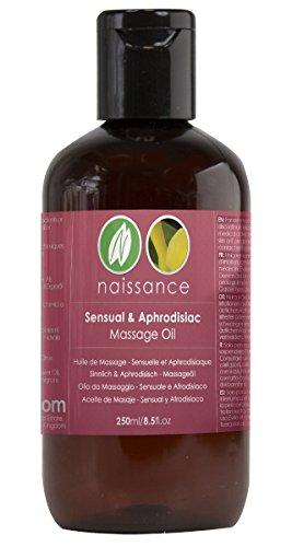 Olio da Massaggio - Sensuale e Afrodisiaco - 250ml