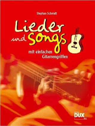 Cover Lieder und Songs mit einfachen Gitarrengriffen