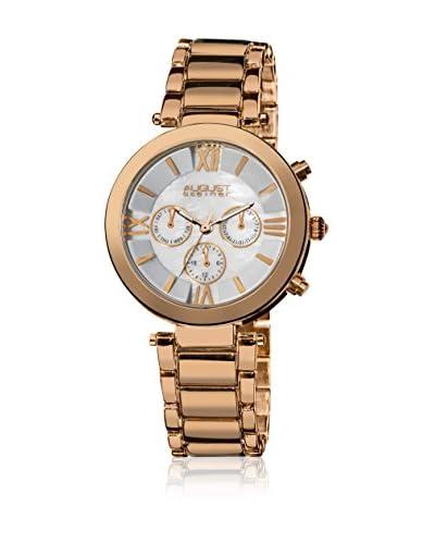 August Steiner Reloj de cuarzo Woman AS8049RG Rosado 40 mm