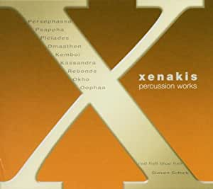 Xenakis: Percussion Works