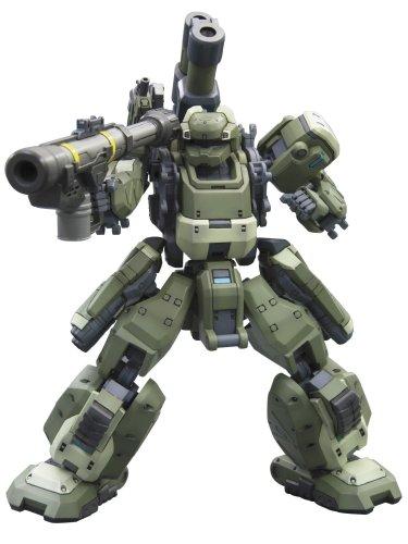 Border Breaker: Heavy Guard Type-II Fine Scale Model Kit (Kotobukiya Super Robot Wars compare prices)