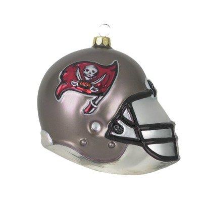 Tampa Bay Buccaneers - Glass Helmet Ornament