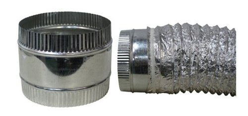 Image of DUCT COUPLER FLEX 4 INCH 736416 (B0089Y9DZ2)