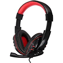 Generic Stereo Pc Gaming Headphone With Mic Line Control