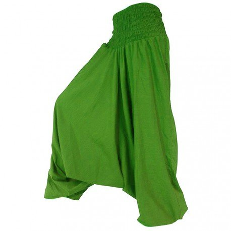 charmoni-sarouels-pantalon-adulte-taille-unique-neuf-henrius-vert-pelouse