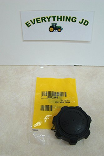 John Deere Original Equipment FILLER CAP #GX22166 (Parts For A John Deer Tractor compare prices)