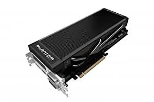 Gainward NVIDIA GeForce GTX680 Phantom Grafikkarte (PCI-e, 2GB GDDR5 Speicher, HDMI, 2x DVI, DisplayPort, 1 GPU)
