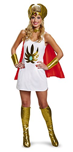 Disguise Women's She-RaCostume Kit, Multi, One
