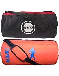 KVG Combo Gym Bag Pack Of 2 - B01LNV15D0