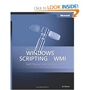 MS Windows Scripting With WMI 2005