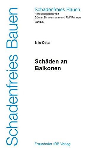 Schadenfreies-Bauen-Band-33-Schden-an-Balkonen