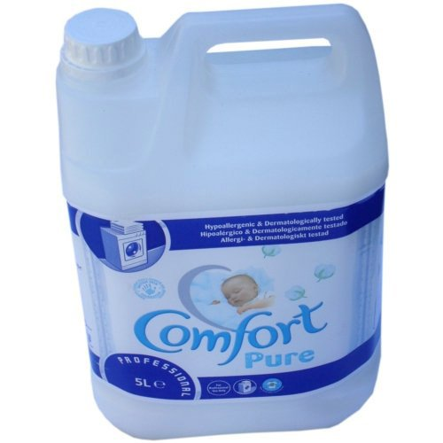 Comfort Fabric Softener 5ltr Pure