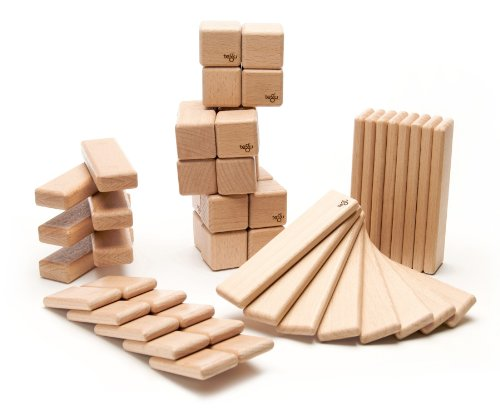 Tegu Natural Original Set, 52 Pieces