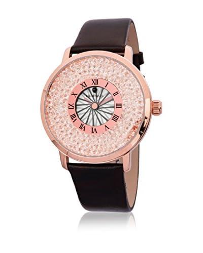 Reichenbach Reloj de cuarzo Woman Tatian Champán 40 mm