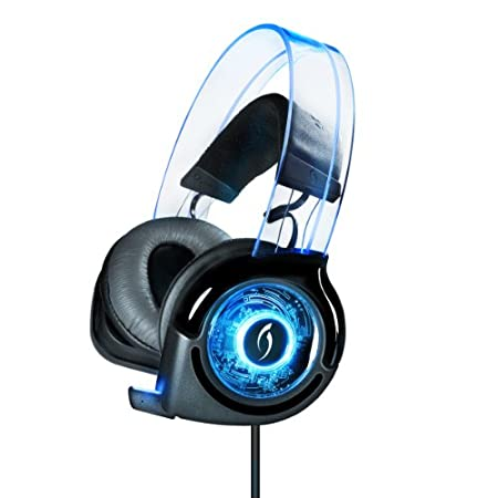 PDP Afterglow Universal Wired Headset - Blue