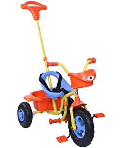 Playnation Tricycle - Red