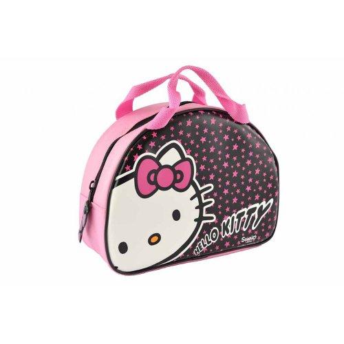 Hello Kitty-Borsa termica per il pranzo, motivo borsetta