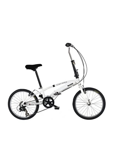 Gianni Bugno Bicicletta Micro Bike 20'' Bianco